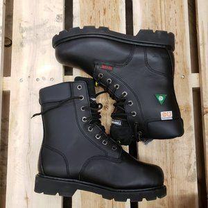 W88001 Wolverine Work Boots Size 7 - New